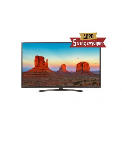 LG 50UK6470PLC Τηλεόραση & δώρο 5ετής εγγύηση