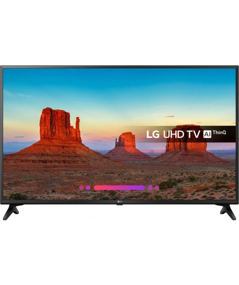 "LG 49UK6200 Smart TV 49"" 4K-Ultra HD"