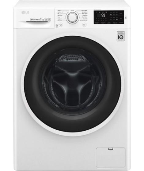 LG F4J6QN0W Πλυντήριο ρούχων A+++-30% 7 κιλών 1400 στροφών