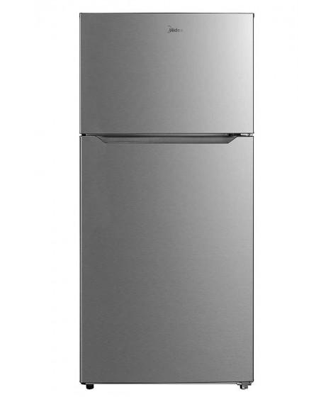 Midea Δίπορτο Ψυγείο MT445A1 Inox
