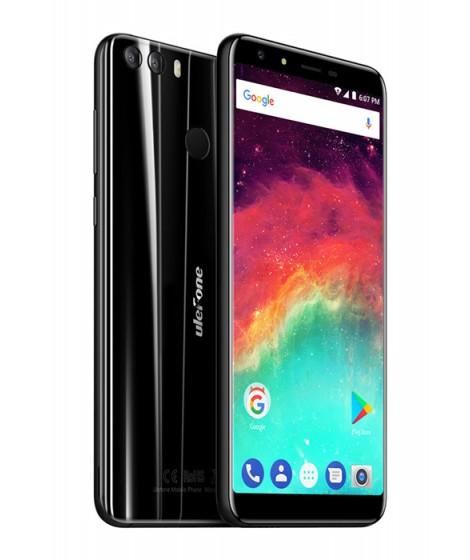 "ULEFONE Smartphone MIX 2 5.7"", 4G, 2GB/16GB, 4 Core, Dual Camera, Black"