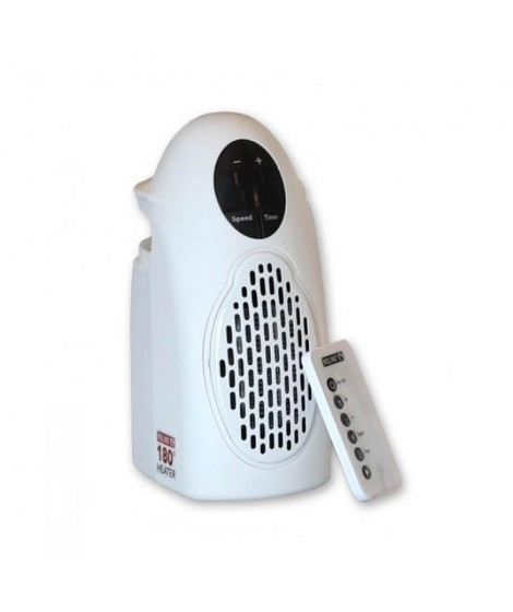 Molino Αερόθερμο Δωματίου Heater 180 degrees 500 Watt