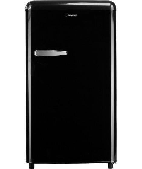Morris MRS31083B Retro Black Ψυγείο Μικρό