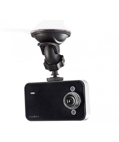 "Nedis Dash Cam 2.4"" HD 720p 60° Viewing Angle DCAM05BK"