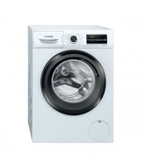 Pitsos WNP1400E8 Πλυντήριο Ρούχων 8kg 1400στρ C