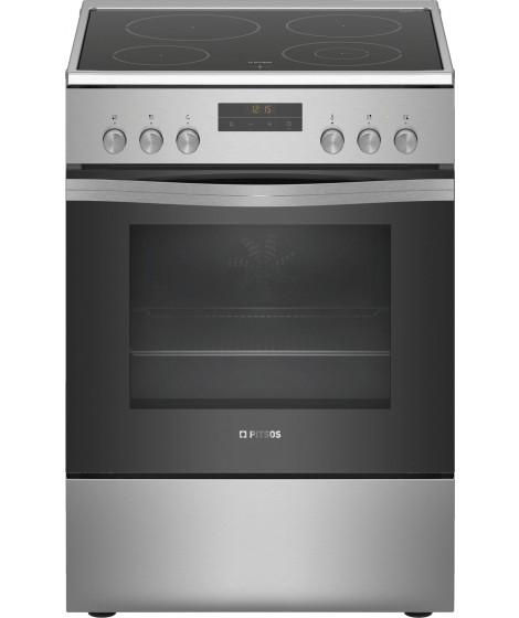 Pitsos Ελεύθερη κουζίνα PHS239250 Inox
