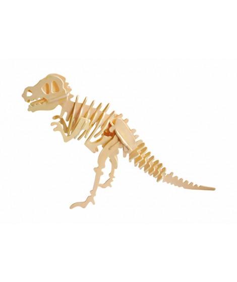 ROWOOD Ξύλινο 3D πάζλ δεινόσαυρος T-Rex JP203, 29τμχ