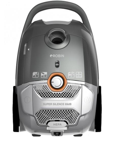 Robin Ηλεκτρική Σκούπα RB-1801 Γκρι