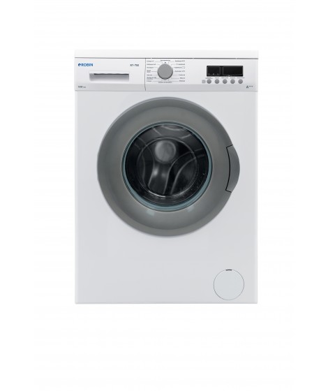 ROBIN RT-750 Πλυντήριο Ρούχων 7kg 1000στρ Α+++