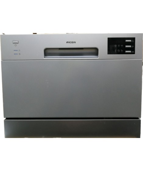 Robin Πλυντήριο Πιάτων Πάγκου SB-106S