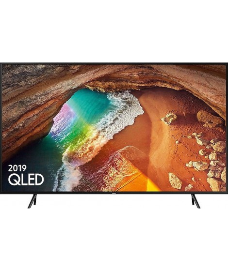 Samsung QE55Q60RATXXH 55'' 4K Smart TV QLED Tηλεόραση
