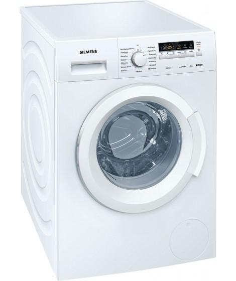 Siemens Πλυντήριο ρούχων WM10K220GR 8kg 1000στρ Α+++