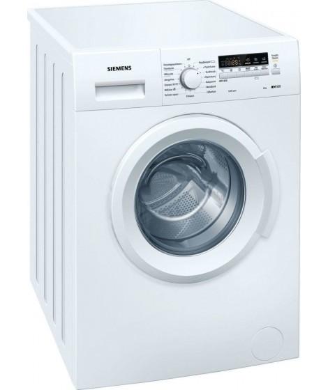 Siemens WM12B260GR Πλυντήριο ρούχων 6Kg 1200στρ A+++