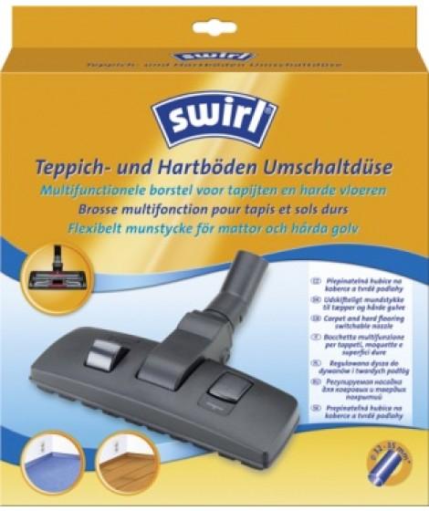 Swirl Πέλμα Σκούπας Duo Carpet & Hard Flooring Switch