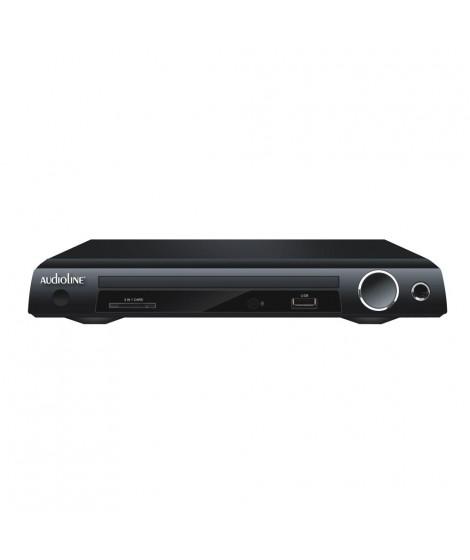 Audioline DVD 519 με θύρα USB 2.1CH