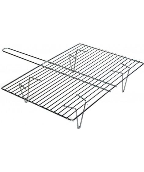 Thermogatz Σχάρα Μεταλλική Ψησίματος με Πόδια Νο3 80x40cm