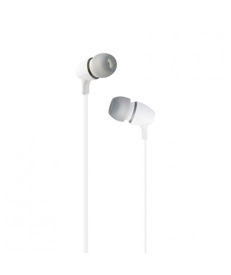 TNB ESFEELWH Ακουστικά ψείρες με μικρόφωνο και handsfree Λευκά