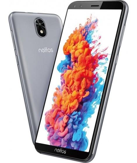 TP-LINK NEFFOS C5 PLUS Smartphone Grey (8GB)