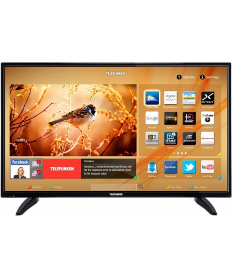 "TV Telefunken 40FB5500 40"" Smart Full HD"