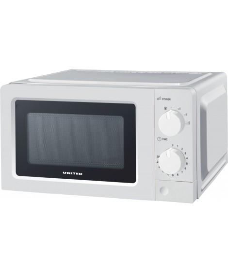 United MWO-9105 Φούρνος Μικροκυμάτων 20 λίτρων