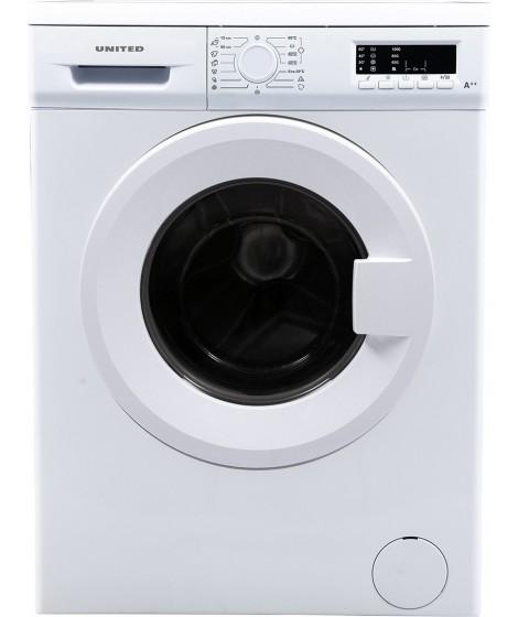 United UWM-8102 Πλυντήριο Ρούχων 8kg 1000στρ A++