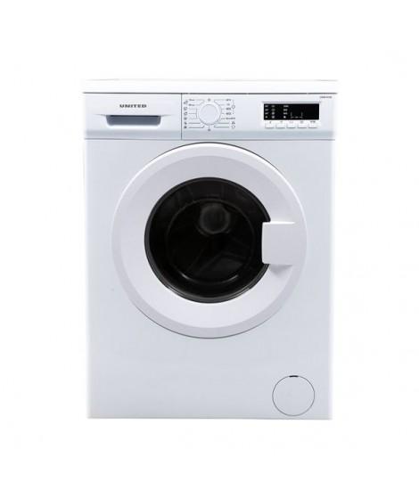 United Πλυντήριο Ρούχων UWM-9108 9kg 1000στρ Α++