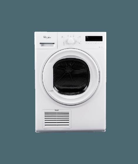 Whirlpool Στεγνωτήριο HDLX 80312 8kg A+