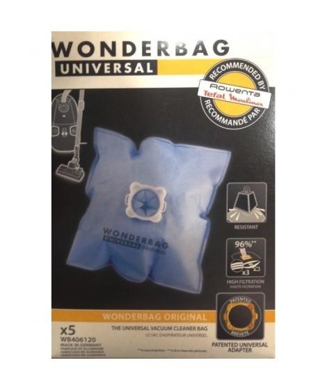 Wonderbag Original RA-WB406120 Σακούλες Σκούπας 5τμχ Rowenta