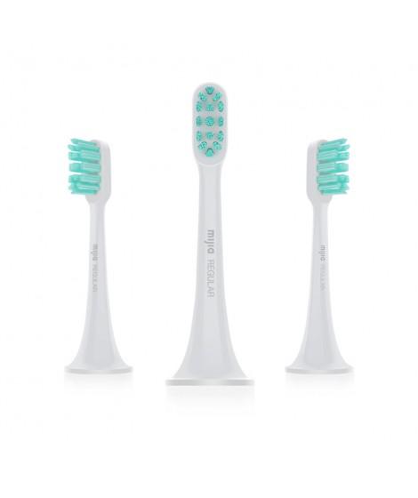 Xiaomi Ανταλλακτικά Βουρτσάκια Mi Electric Toothbrush (3τμχ.)