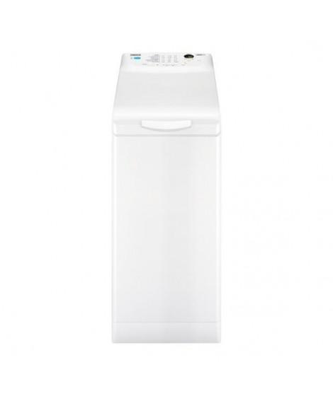 Zanussi ZWQ71235SI Πλυντήριο Ρούχων Άνω Φόρτωσης 7kg