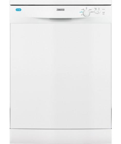 Zanussi ZDF22002WA Πλυντήριο Πιάτων Λευκό 60cm