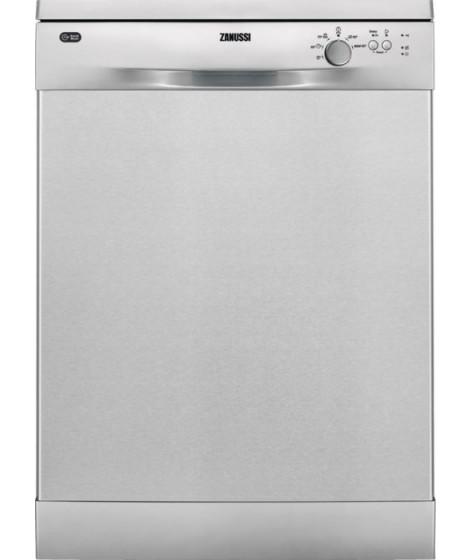 Zanussi ZDF22002XA Πλυντήριο Πιάτων Inox 60cm