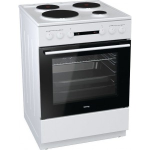 Korting KE 6141WPM Κουζίνα Ελεύθερη Εμαγιέ