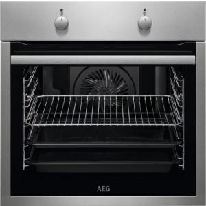 AEG BES230010M Εντοιχιζόμενος Φούρνος άνω Πάγκου 71lt
