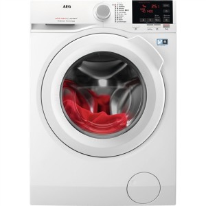 AEG L6FBG49W Πλυντήριο Ρούχων 9kg 1400στροφές Α+++-30%