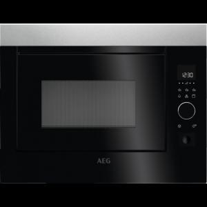 AEG Εντοιχιζόμενος Φούρνος Μικροκυμάτων MBE2658D-M