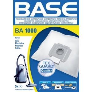 BASE Σακούλες ηλεκτρικής σκούπας BA 1000