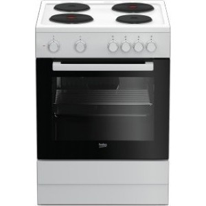 Beko Κουζίνα Εμαγιέ FSS 66003 GW