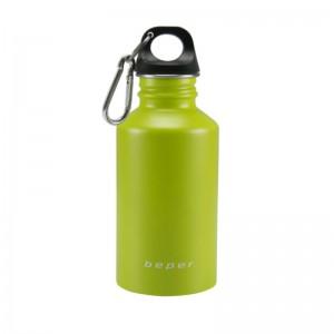 Beper C102BOT003 Ισοθερμικό Παγούρι - Θερμός από Ανοξείδωτο Ατσάλι Πράσινο