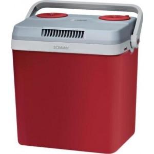 Bomann Φορητό Ψυγείο KB 9487 Κόκκινο 30L