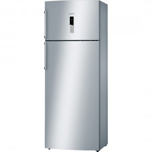 Bosch Δίπορτο ψυγείο KDN46AI22 Full NoFrost Inox Antifinger A+