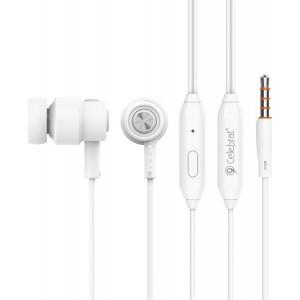 Celebrat Ακουστικά CLB-V1 Λευκό