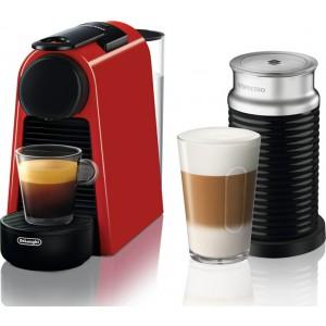 Delonghi Nespresso Essenza Mini EN85.RAE Καφετιέρα με Aeroccino & Δώρο κάψουλες αξίας 30€