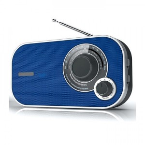 Denver Φορητό ραδιόφωνο TR-54 Blue