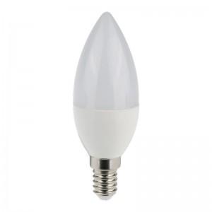 Eurolamp Λάμπα LED Μinion 7W Ε14 2700K 220-240V 147-80226
