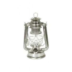 Heitech 04002955 Φανάρι LED «HURRICANE III» Silver