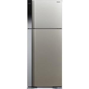 Hitachi R-V540PRU7 BSL Δίπορτο Ψυγείο Νο Frost Μεταλλικό A++