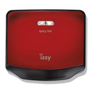 Izzy Σαντουϊτσιέρα SL2001 Spicy Red
