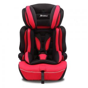 Kidzberg KG-1001 Παιδικό Καθισματάκι Αυτοκινήτου Κόκκινο