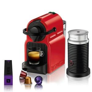 Krups Nespresso Inissia με Aeroccino XN1015S + Δώρο Κάψουλες αξίας 30 Ευρώ
